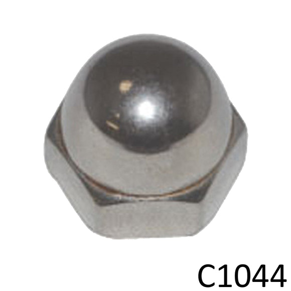 Dome Nut (C1044) - SHEMONICO Cable Railing