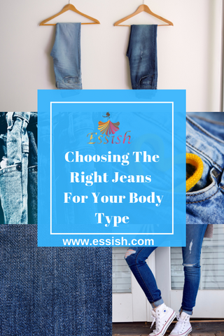 Choosing The Right Jeans For Your Body Type