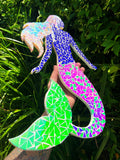 Sea Witch ~ Mosaic Mermaid