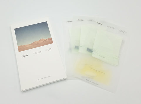 Secret of Sahara Sheet Mask: Oil and Extract (3 sheets)