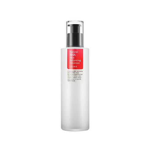 Natural BHA Skin Returning Emulsion (Exp. 10/27/2018)