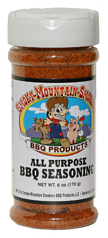 All Purpose BBQ Seasoning