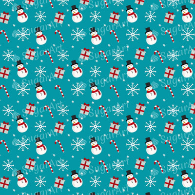Winter, Christmas day pattern - SA28