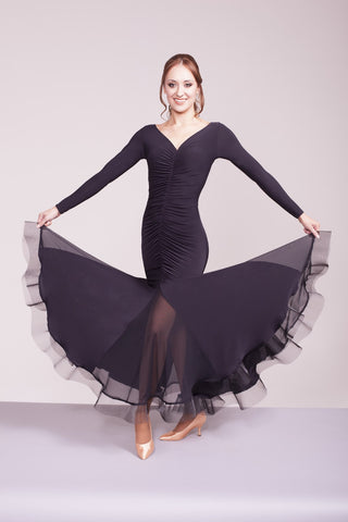 Magnetic Ballroom Dress