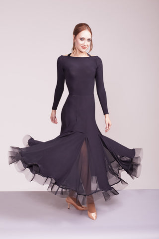 Whisper Ballroom Skirt