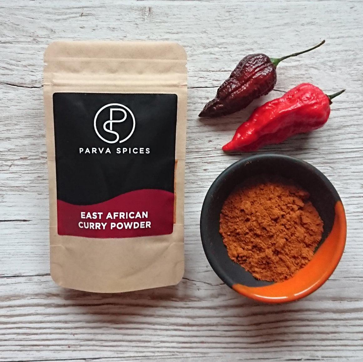 East African Curry Powder - Parva-Spices