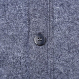 Mens Lambswool Two Pocket Cardigan