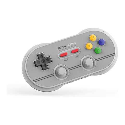8Bitdo N30 Pro2 Bluetooth Gamepad 6 Edition for Switch, PC, MAC and Android