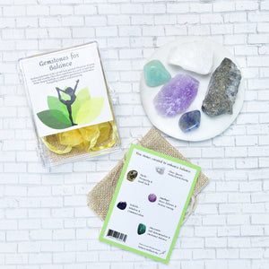 Crystal Set For Balance