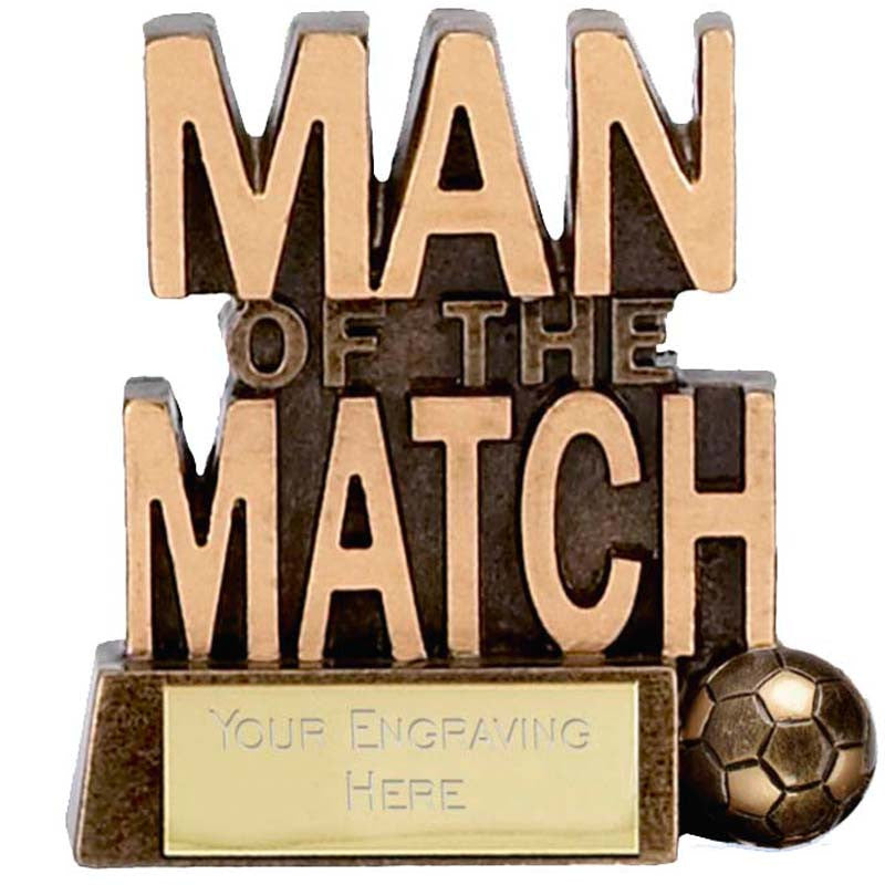 Man of the Match Trophy - Ace Trophies