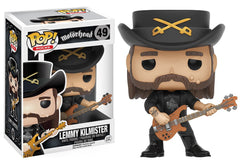 Pop! Rocks - Lemmy Kilmister Pop! Vinyl