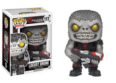 Gears of War - Locust Drone Pop! Vinyl