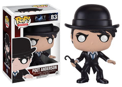 The Dreamwalker Poet Anderson - Poet Anderson Pop! Vinyl