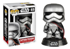 Star Wars Episode 7 - The Force Awakens Captain Phasma Pop! Vinyl