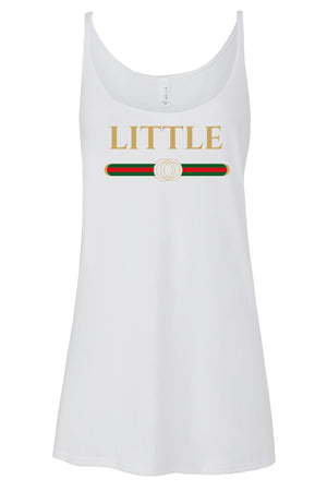 Big Little Designer Tank - Bella Slouchy, Ladies, Sunny and Southern, - Sunny and Southern,