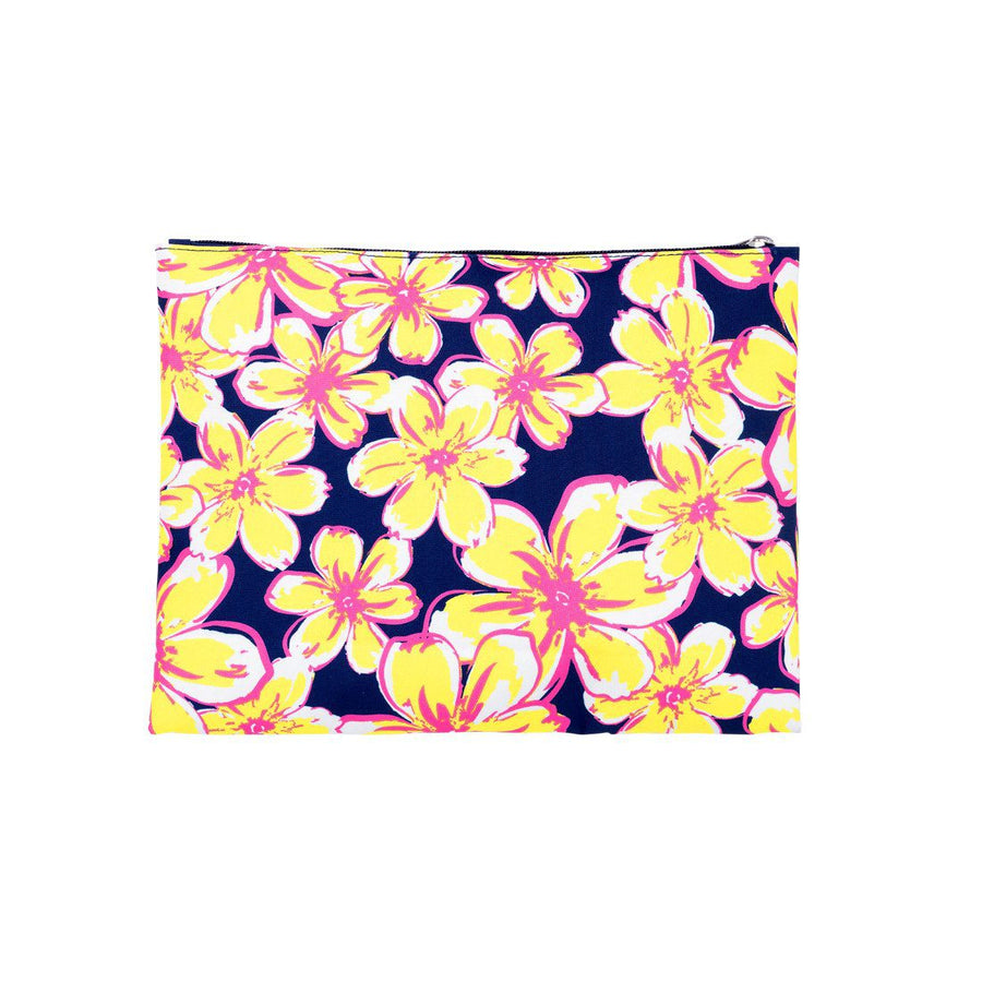 Classic Monogrammed Zip Pouch, Accessories, WB, - Sunny and Southern,