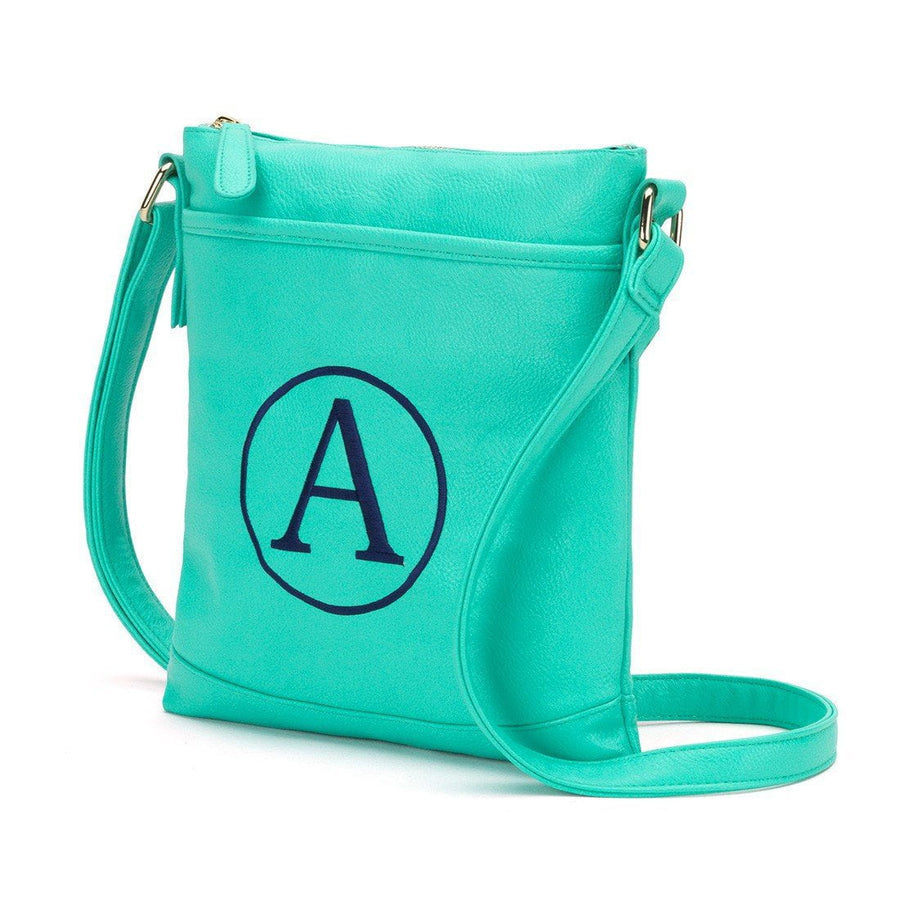 Classic Monogrammed Crossbody Purse, Accessories, WB, - Sunny and Southern,