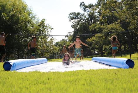 Commercial grade slip and slide for backyard fun, best slip and slide, slip n slide