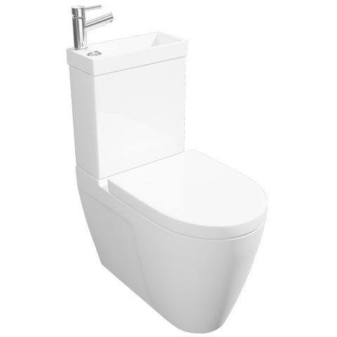 K-Vit Combi 2-in-1 WC & Basin