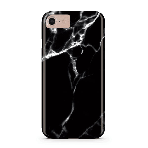 Black Marble iPhone Case IPHONE 6/S - CASES A LA MODE