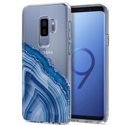 Blue Agate Samsung Phone Case  - CASES A LA MODE
