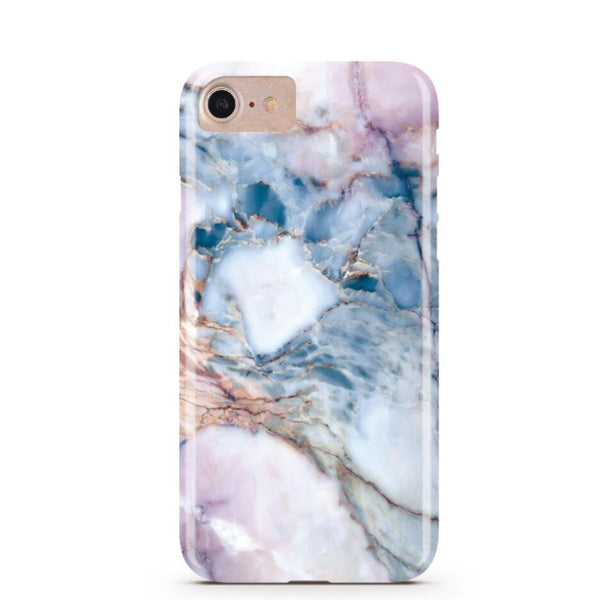 Violet Pastel Marble iPhone Case IPHONE 6/S - CASES A LA MODE
