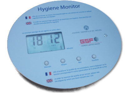 Hygiene Monitor Ultima