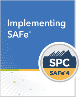 Implementing SAFe® with SPC Certification, London, May 14-17, 2019