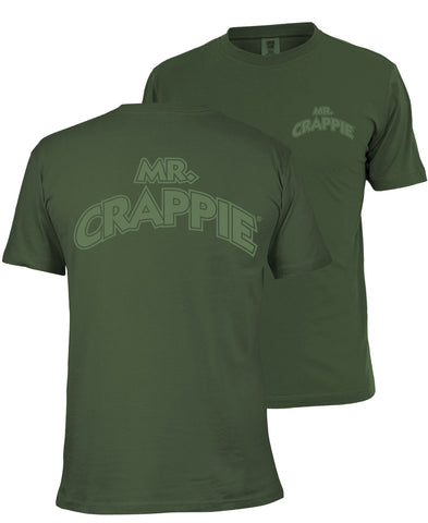 Mr. Crappie Comfort Colors T-shirt