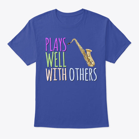 [Plays Well With Others] Tenor Sax