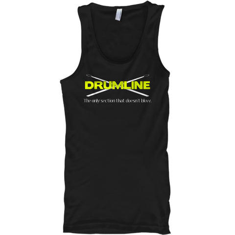 Drumline-The Only Section That Doesn't Blow - Tank Top