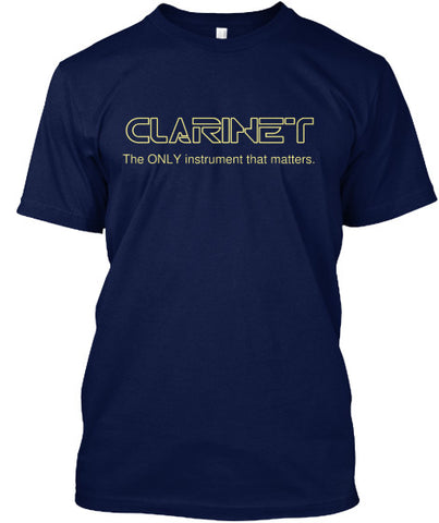 Clarinet - The ONLY instrument that matters