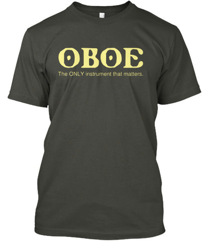 Oboe - The ONLY instrument that matters