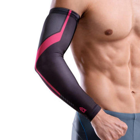 AQ F28006 Compression Arm Sleeve | Toby's Sports