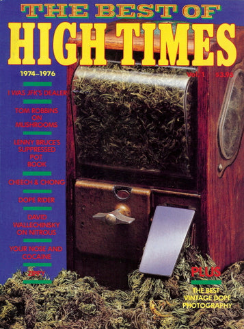 Best of High Times #  1