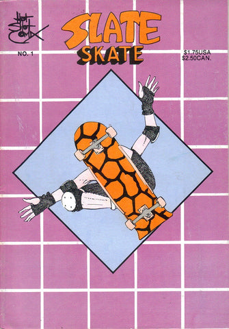 Adventures of Slate Skate # 1, The