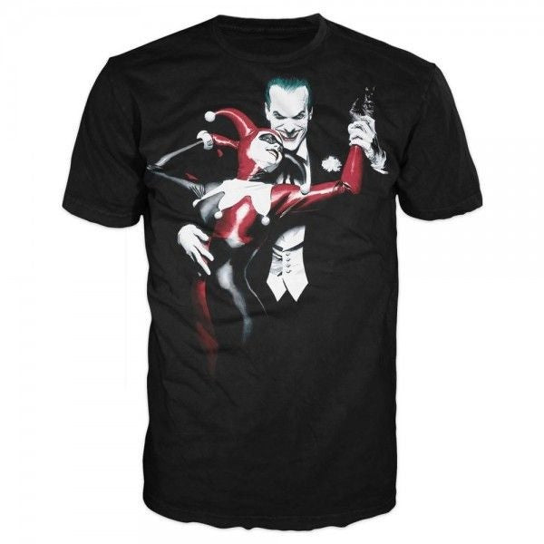 Harley Quinn and Joker Dancing Shirt