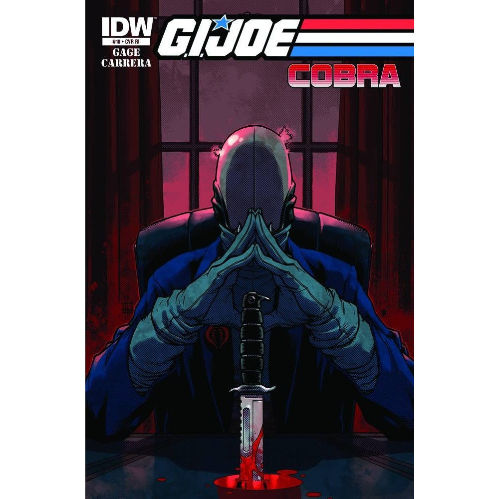 GI JOE COBRA TP VOL 02