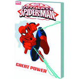 Ultimate Spider-Man: Great Power TP Uncanny!