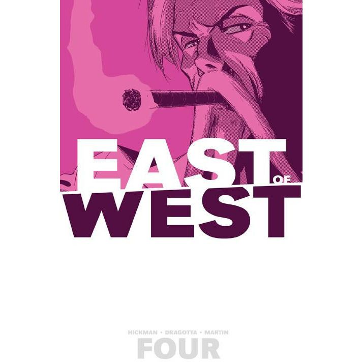East Of West TP Vol 04 Who Wants War Uncanny!