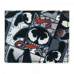 Kawaii Venom Sublimated Bi-Fold Wallet