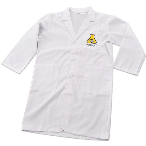 Nanogirl - Children's Labcoat
