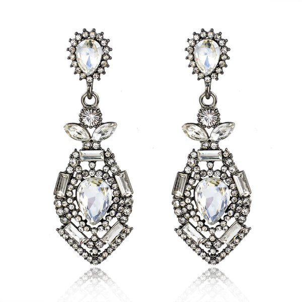Octavia Chandelier Earrings | VaVaVoo Jewelry
