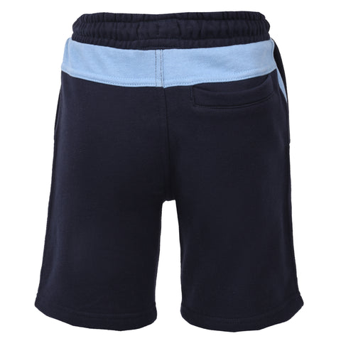 Boy's Farah Terry Shorts Navy