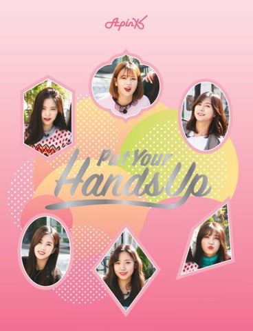 APINK - PUT YOUR HANDS UP (3DVD) (Korea Version) - Neo Film Shop