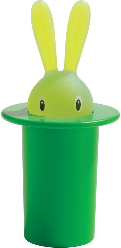 Alessi, Magic Bunny Toothpick Holder, Green- Placewares
