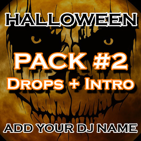 Halloween Drop Pack #2