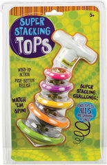 Toysmith Super Stacking Tops - Toybox Toy Jungle