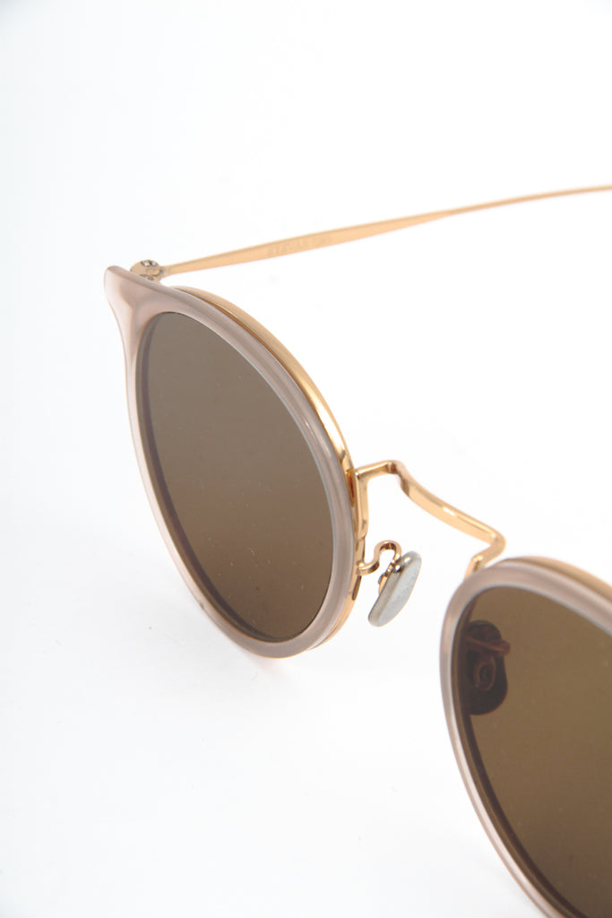 724 ROUND SUNGLASSES