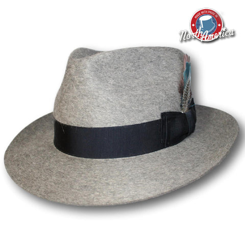 Naples wool Fedora